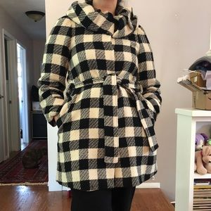 Alive and Olivia wool coat